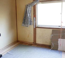 空き家 倉庫などの家屋の解体