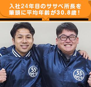 関東本部/川口営業所のスタッフ