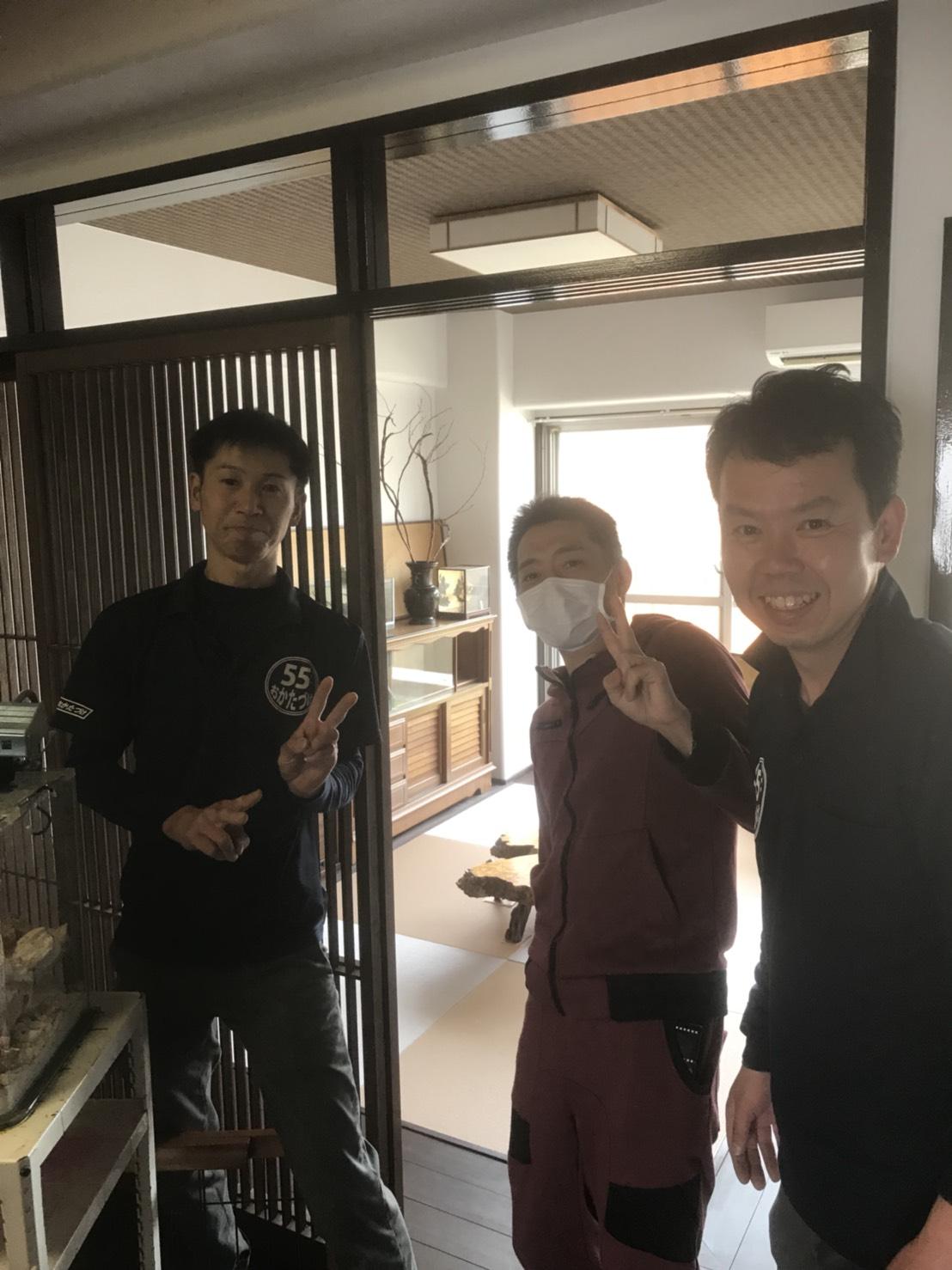 DEEP 総合格闘家 引越しの手伝い&不用品回収in西淀川区