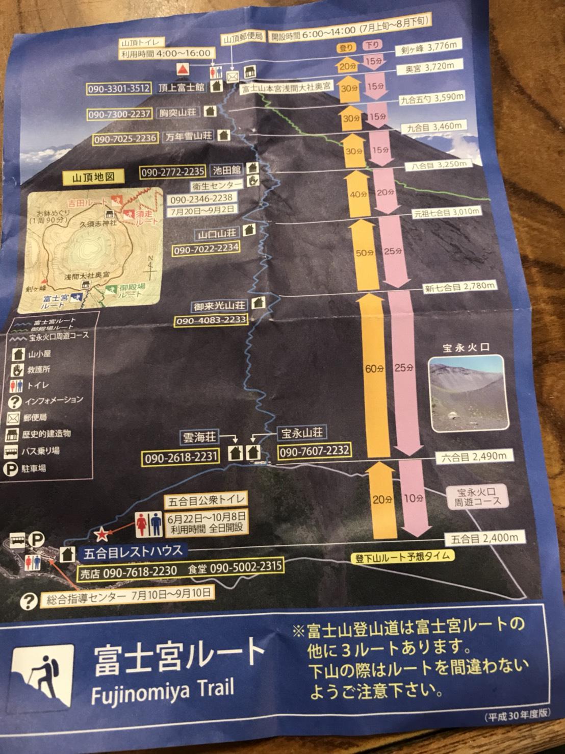 お片付け探検隊in富士山(富士宮ルート)④